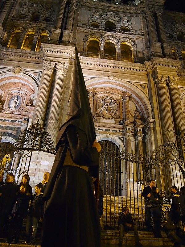Semana Santa (Good Friday, at the Cathedral)