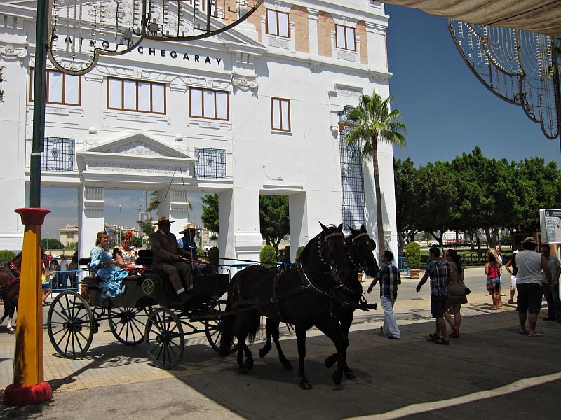 Feria de Agosto - Cortijo de Torres