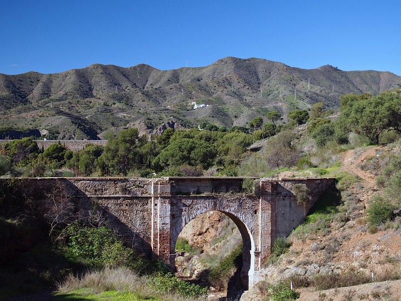 Acueducto de San Telmo - Puente del Leoncillo