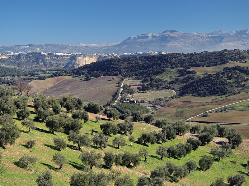 Path from Ronda to Montejaque