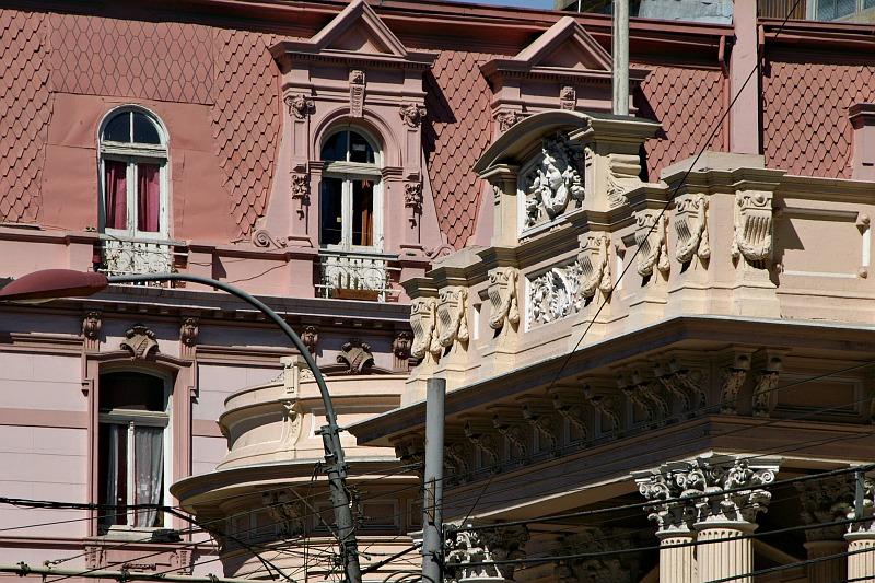 Valparaíso - Calle Condell