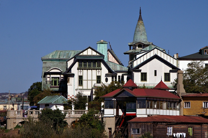 Valparaíso - Cerro Alegre