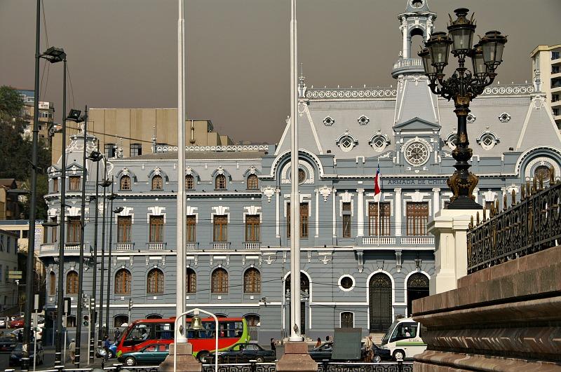 Valparaíso - Plaza Sotomayor