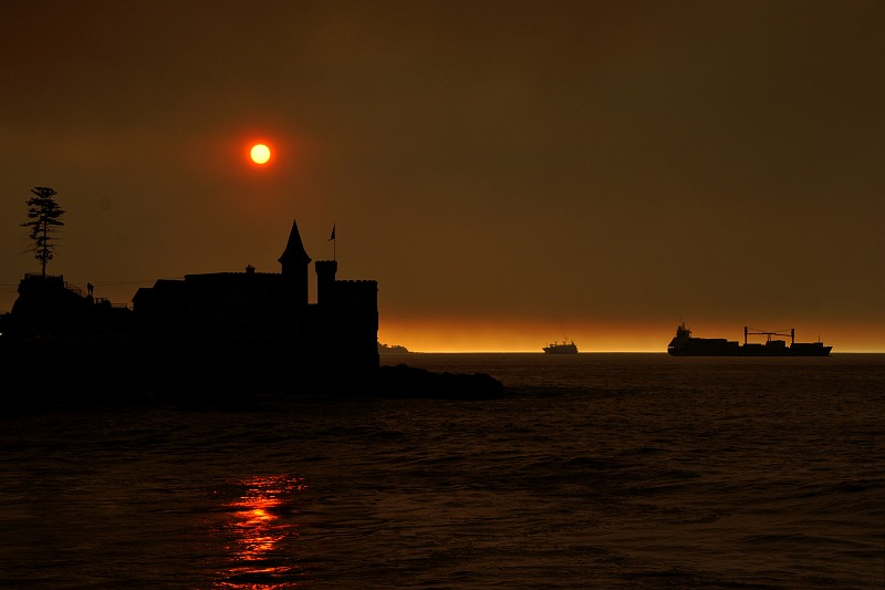 Viña del Mar - Castillo Wulff