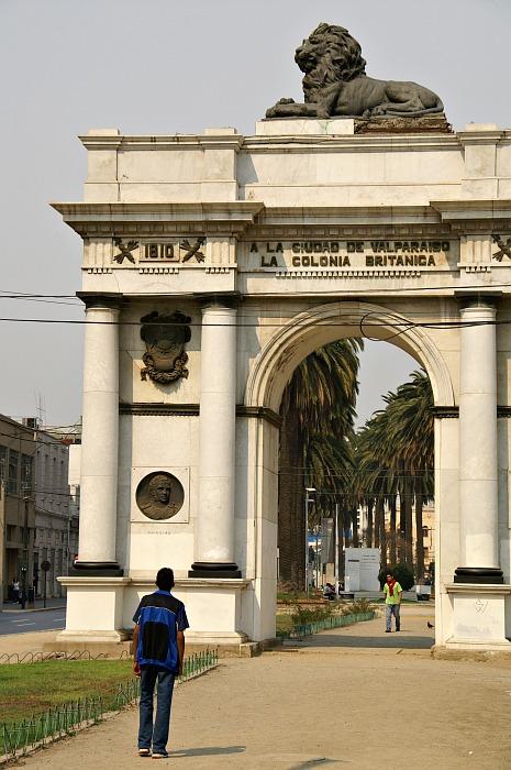 Valparaíso - British Arch