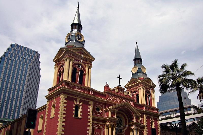 Santiago - la Merced