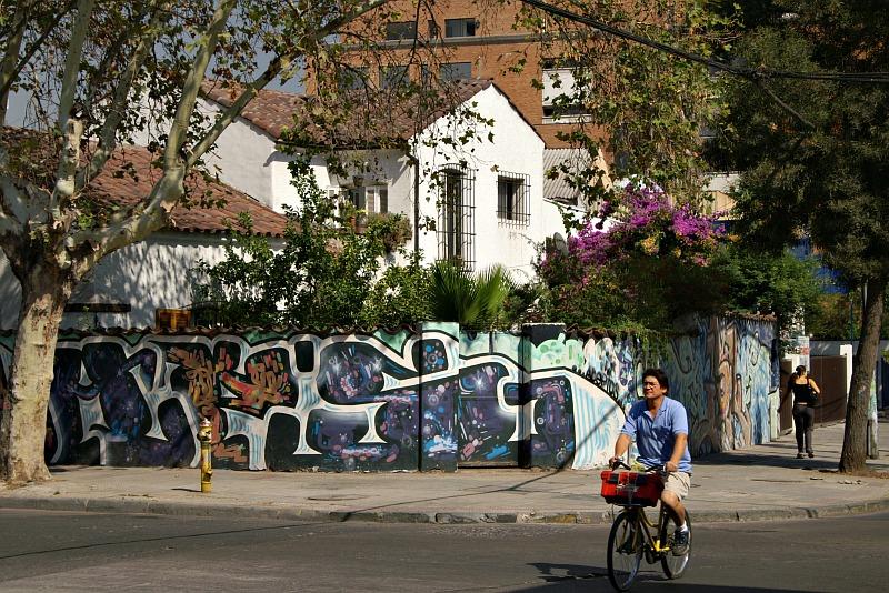Santiago - Barrio Bellavista