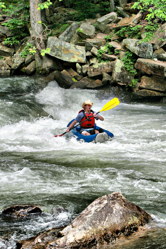 Cain on the Nantahala