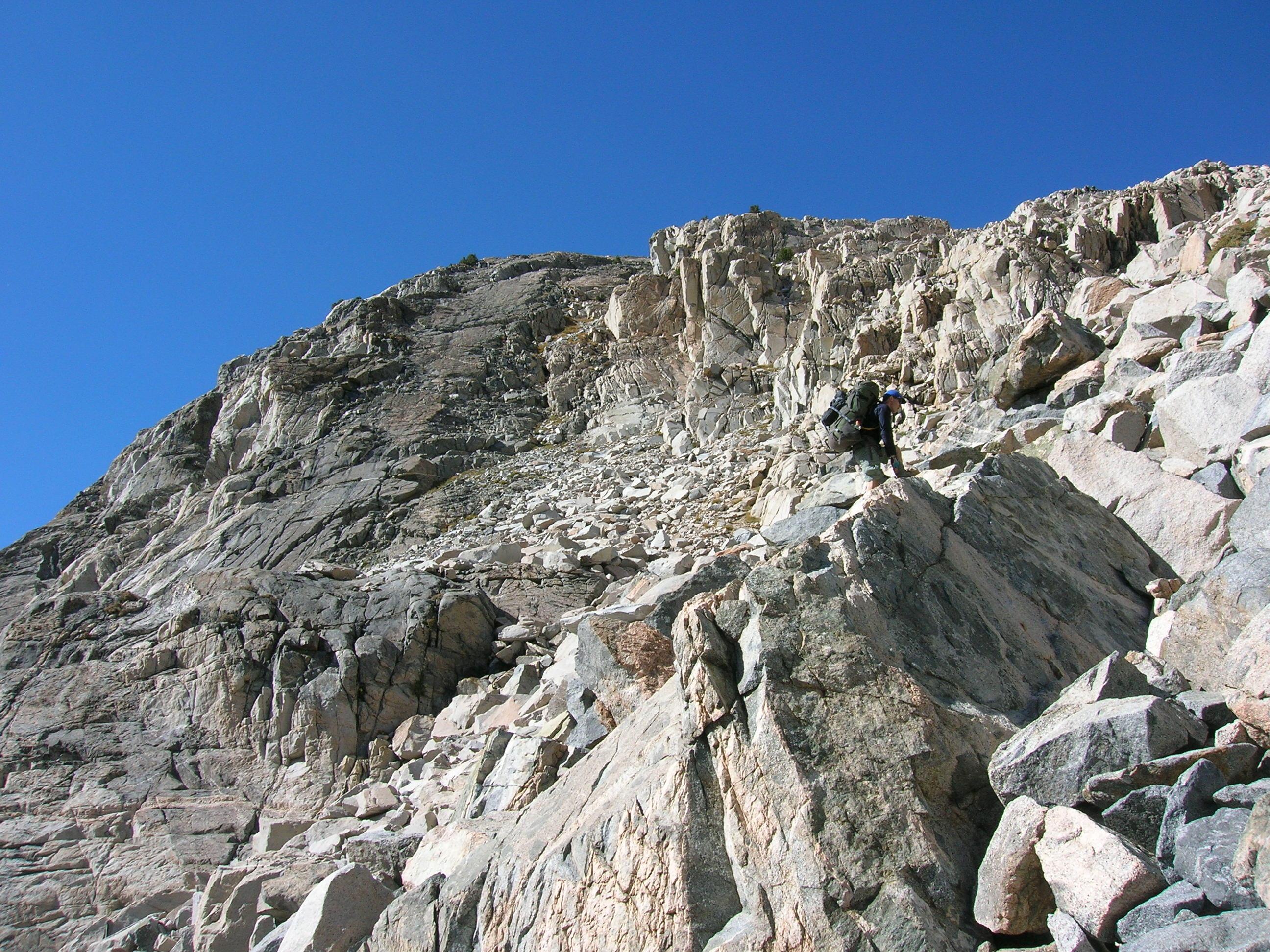 Shortcut to Humphreys Basin