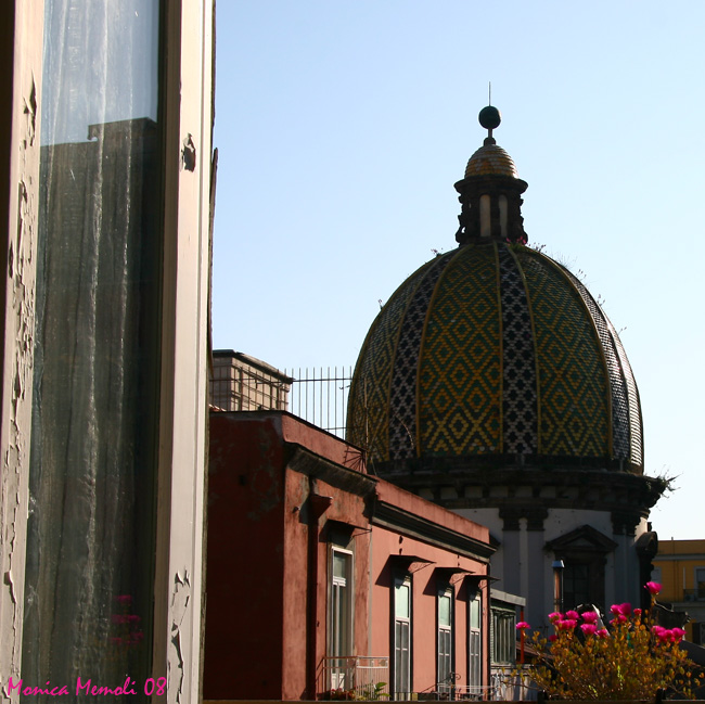 View on S. Pietro Martire