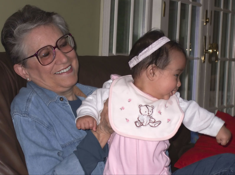 DSCF5421 With Grandma