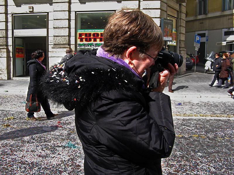 Carnevale in Rome, 2011