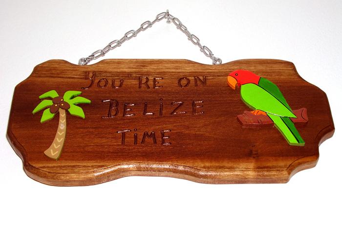 Belize Time