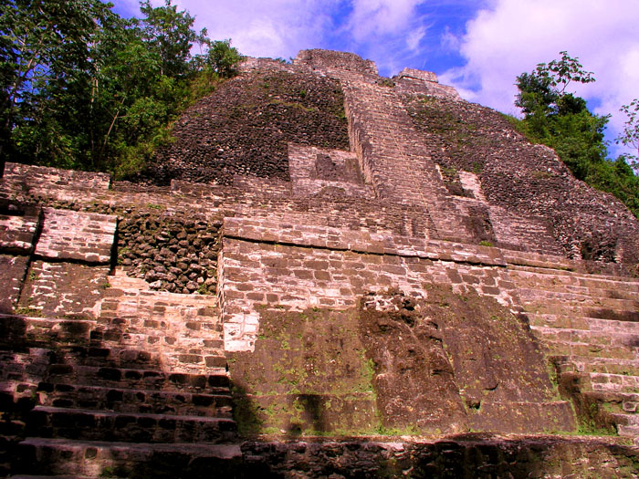 Mayan High Temple