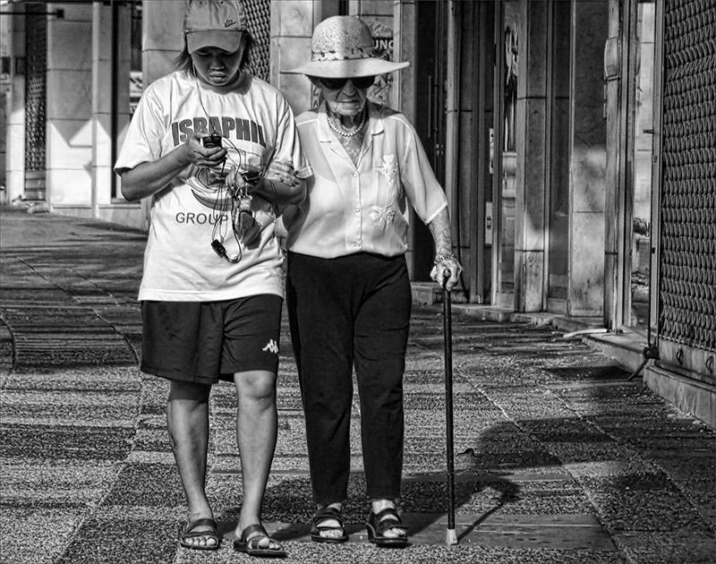 Shabbat Walk in the Kikar.jpg