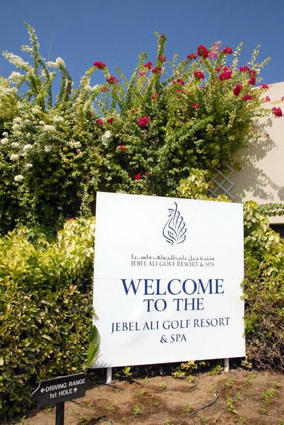 Seawings departs from the Jebel Ali Golf Resort & Spa