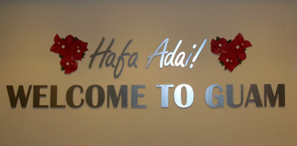 Hafa Adai! Welcome to Guam