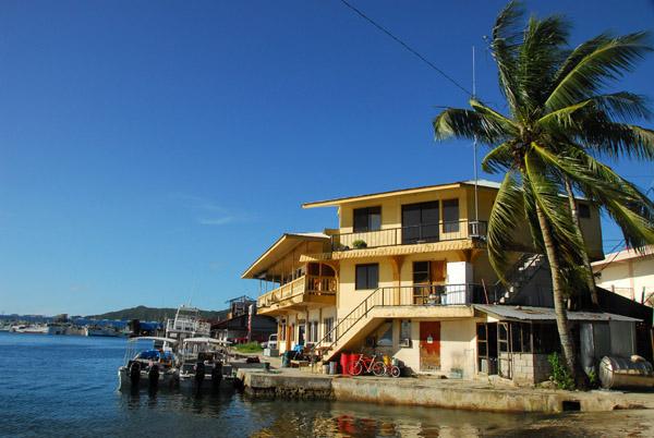 Pirates Cove, Malakal Island, Palau