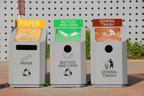 a study on the environmental benefits of recycling