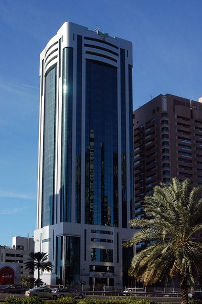 Towers Rotana Hotel, Sheikh Zayed Road