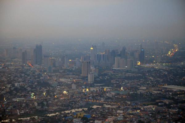 Ortigas Center, Quezon City (Manila) Philippines