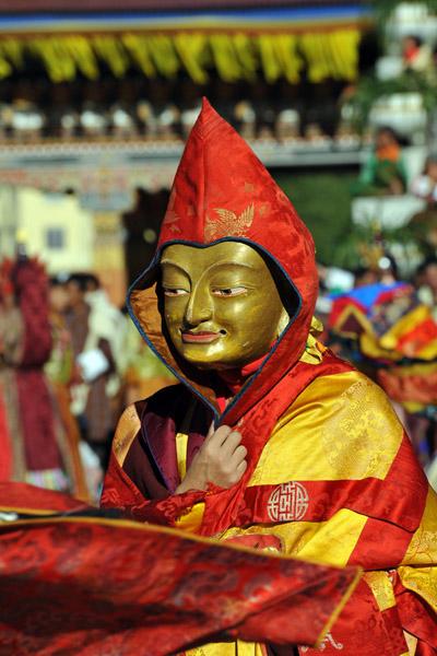 Dance of the Eight Manifestations of Guru Rinpoche
