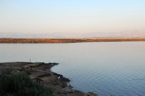 Dead Sea, Neve Midbar Beach, Kalia