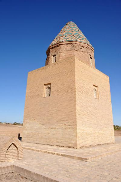 Il Arslan Mausoleum, Konye-Urgench