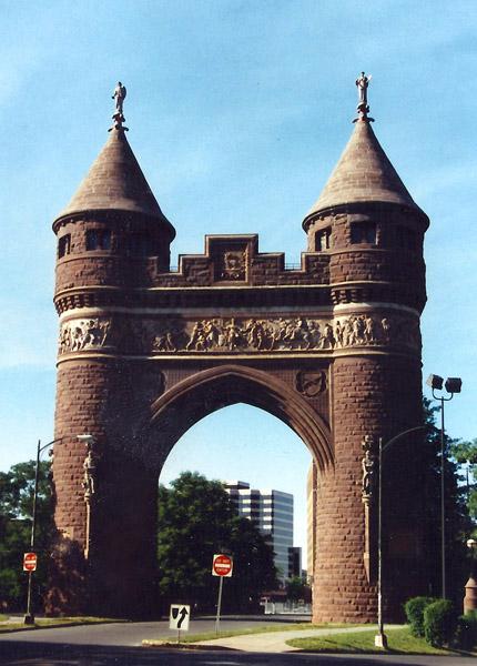 Gateway, Hartford CT