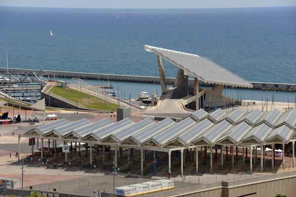 Solar Arrays, Barcelona Forum