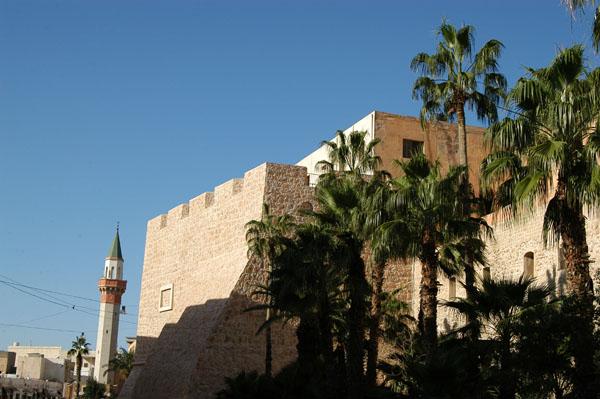 Assai Al-Hamra - Tripoli Castle
