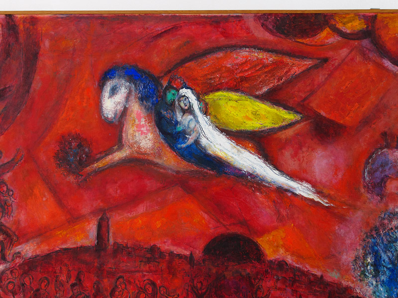 Nice Chagall/ ok, that was the original :-)