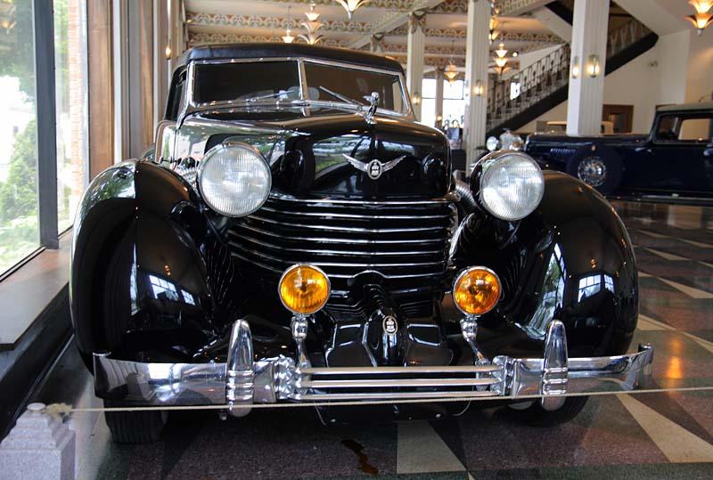 1937 Cord Hardtop Coupe