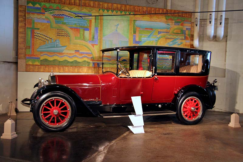1919 Locomobile Model 48