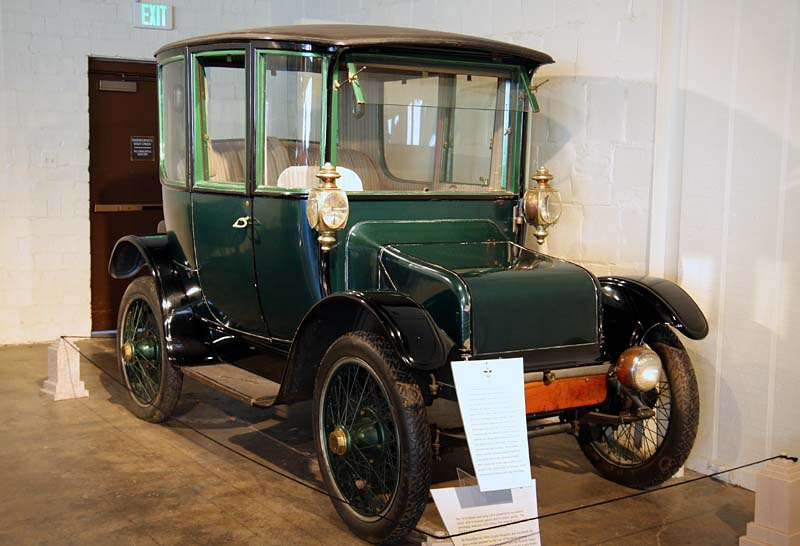 1916 Rauch & Lang J-6 Electric