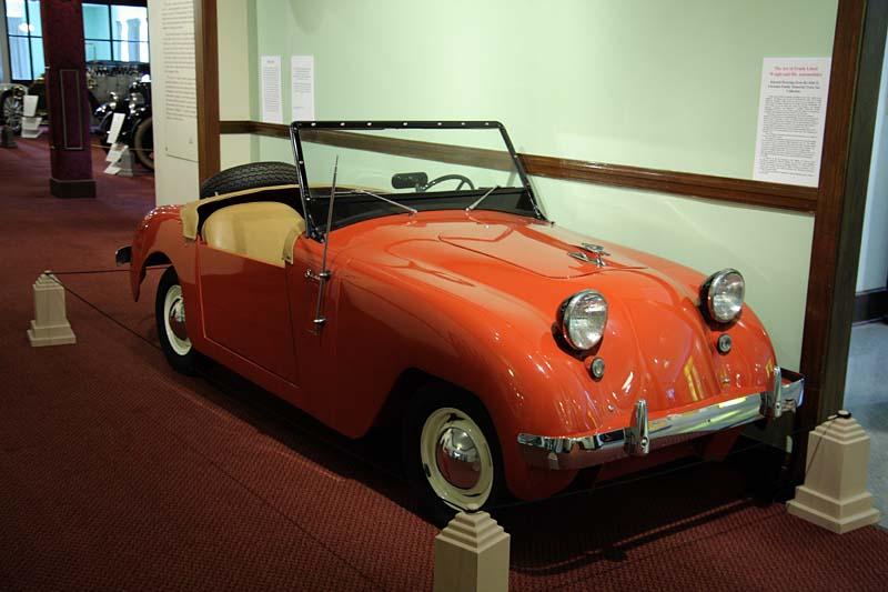 1952 Crosley Super Roadster