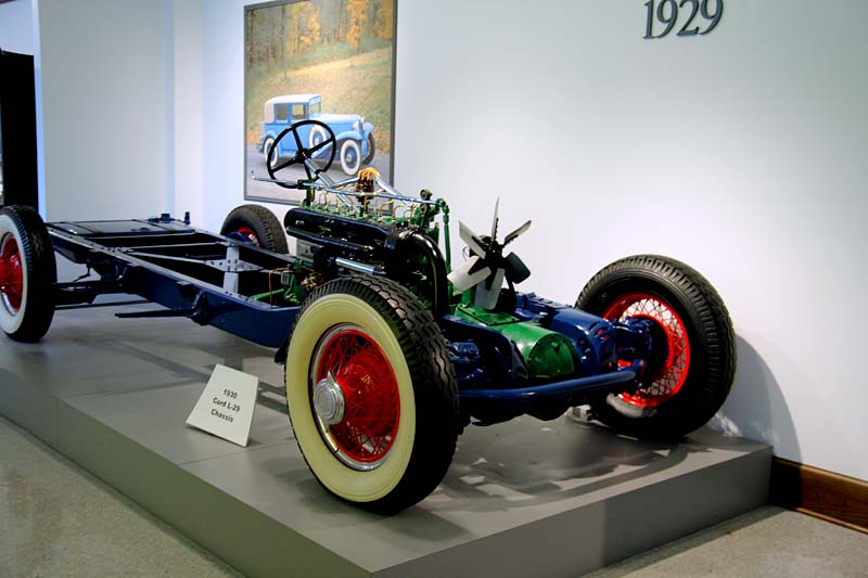 1930 Cord L-29 Chassis