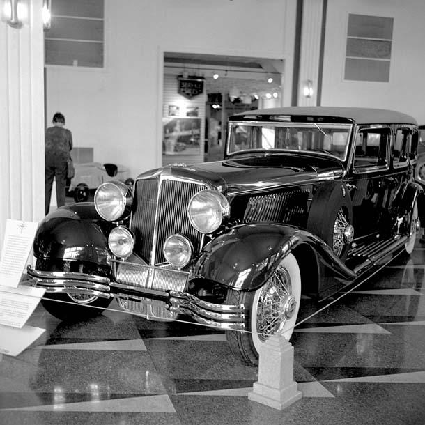 1932 Cord E-1