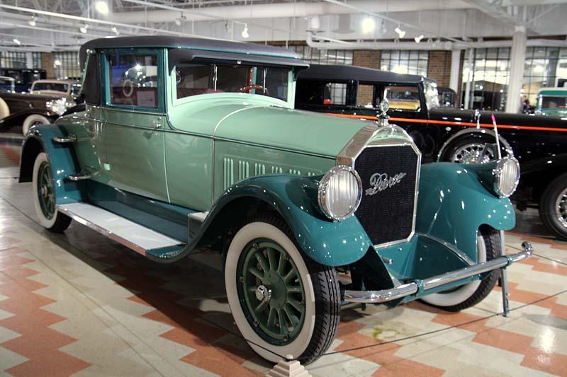 1927 Pierce Arrow Model 36