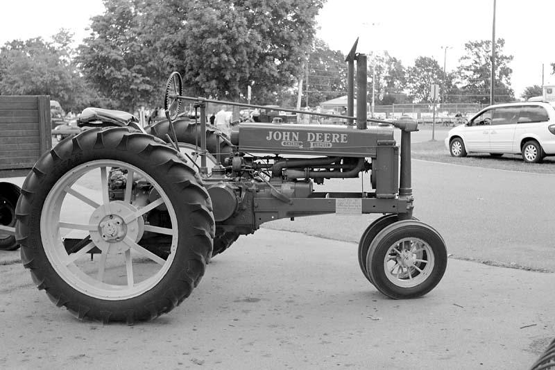 1937 John Deere Model B