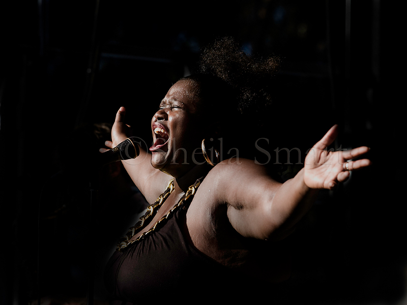 Lisa Hunt, jazz singer 28 10 08