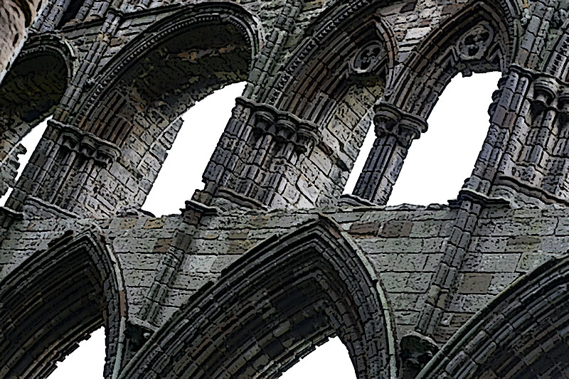 Buttressed