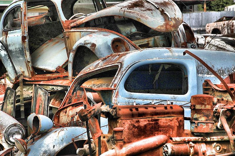 Car Cemetary 4 C.