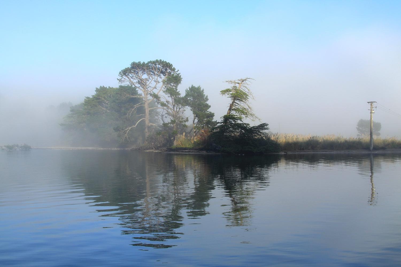 Weiti River, Whangaparaoa.