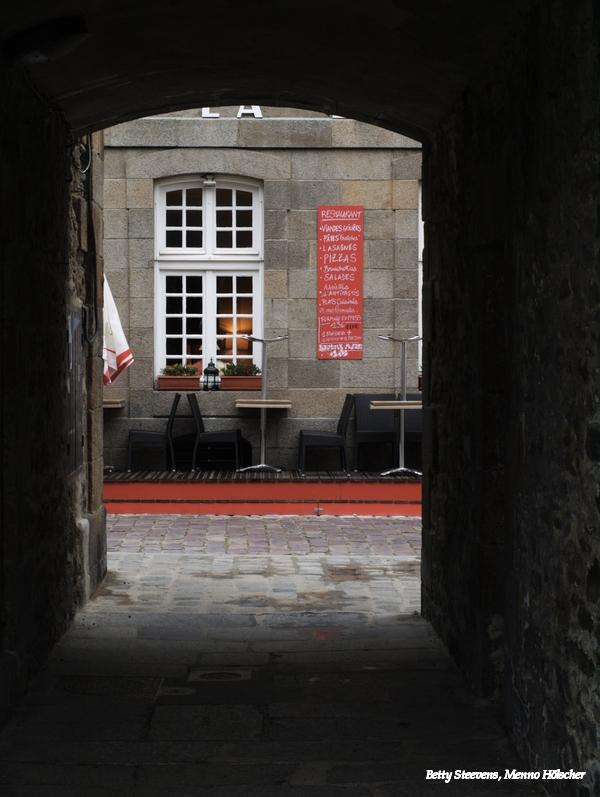 St. Malo - stadspoort