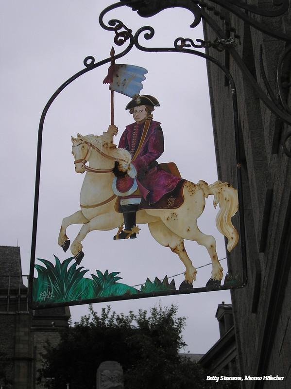 St. Malo - reclame rijden :=)