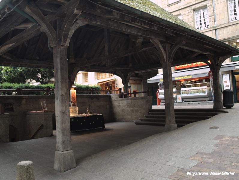 St. Malo - de marktplaats