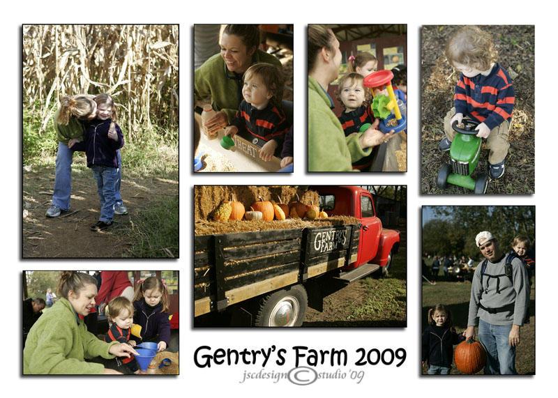 Gentry Farm 09<br>October 20