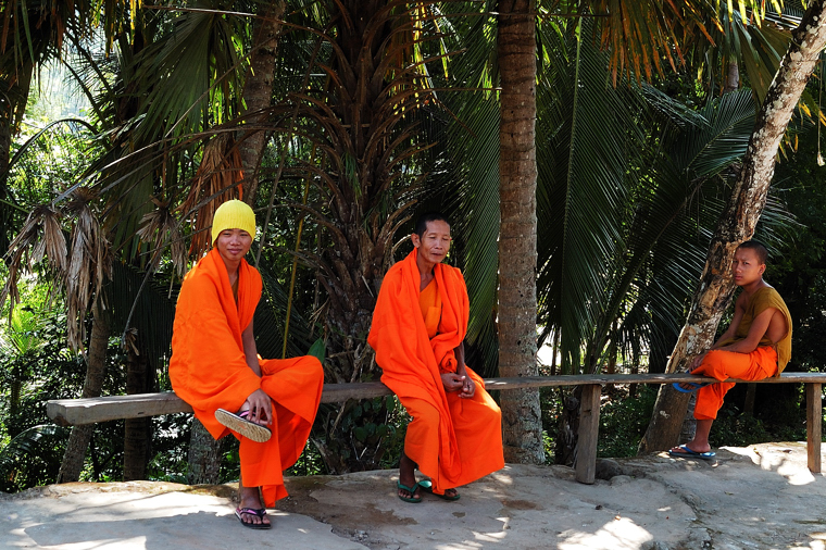 Monks in Lathan