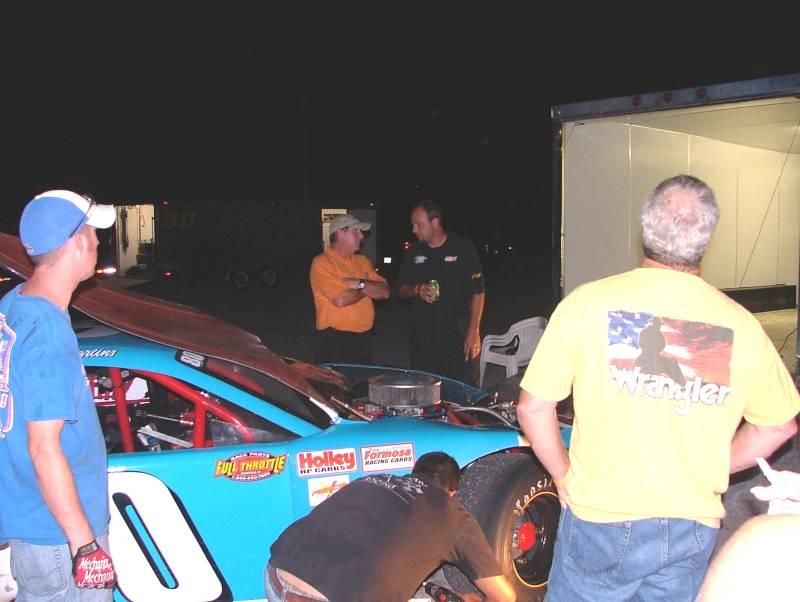 #80 Tony Formosa Racing